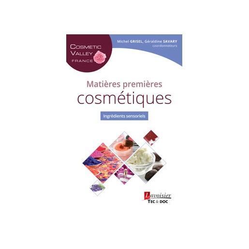 Ingrédients sensoriels - Matières premières cosmétiques